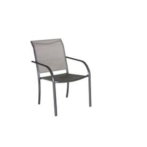 Garden Treasures Patio Furniture Replacement Slings by Patio Dining Dining Chairs And Taupe On