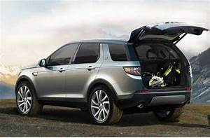 Land Rover 2016 Adventure Savvy Discovery Sport 2016