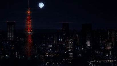 Tokyo Ghoul Scenery