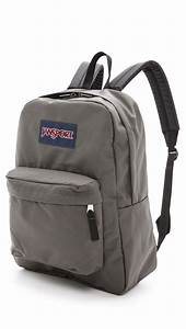 Jansport Superbreak Backpack in Gray for Men - Lyst  Jansport