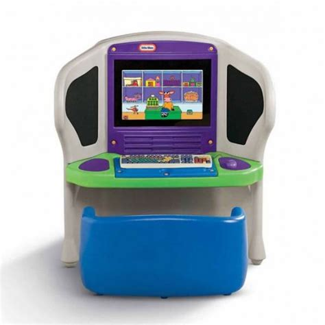 cool kids computer station 226 young explorer from little