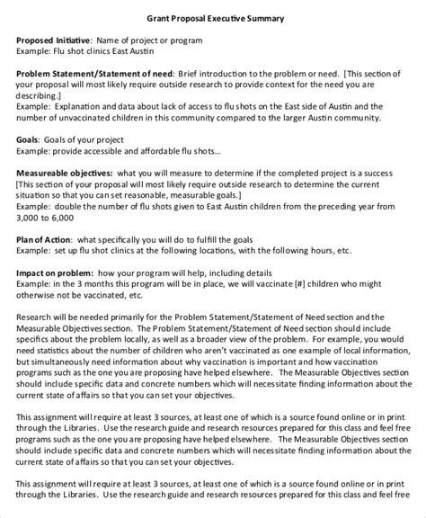 project executive summary template 20 executive summary templates free premium templates