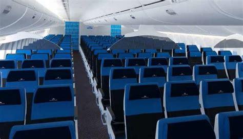 nieuw interieur klm 777 klm presenteert nieuwe economy class stoelen