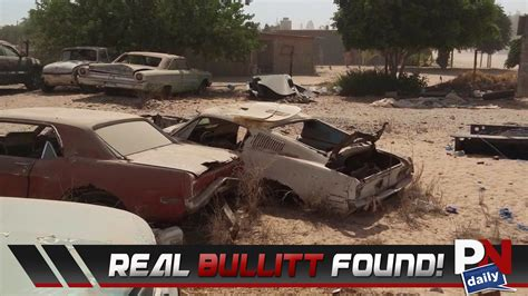 Where Is The Real Bullitt Mustang by The Real Bullitt Mustang Has Been Found Powernation