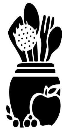 pochoir cuisine a imprimer londres york and on