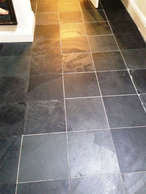 stripping sealer from slate tile cleaning and