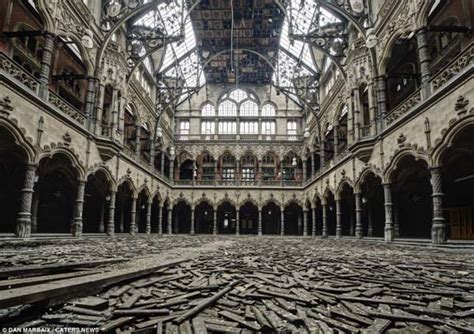 photos of abandoned places by neil hillman