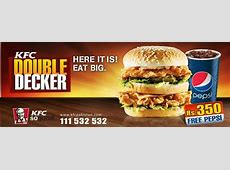 KFC North Nazimabad Restaurant in Karachi Menu, Timings