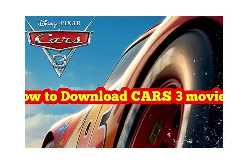 Cars 3 Movie Download In Hindi Filmywap Leotesfica