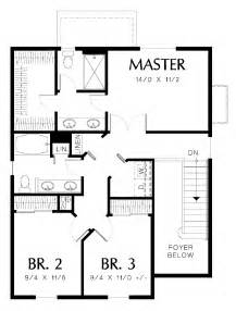 two bedroom two bathroom house plans floor plan for a small house 1150 sf with 3 bedrooms and 2 baths 654069 one 3 bedroom 2