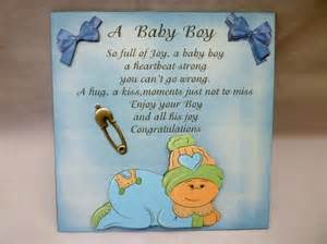 Welcome Baby Boy Poems