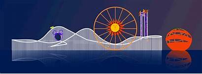 Pier Paradise Pixar Memories Disney Opinions History