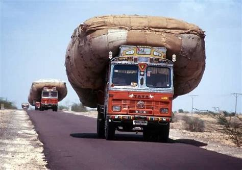 best truck in the world 16 pictures that prove indian truck drivers are the best