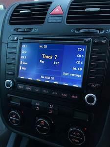Golf 5 2006 Radio : stereo upgrade sat nav and car audio mk5 golf gti ~ Kayakingforconservation.com Haus und Dekorationen