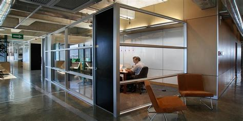 Office Space Ending by Office Partitions And Glass Panels O Brien Glass Australia