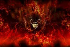 Real Demons From Hell Fire