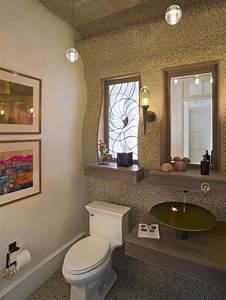 Beach, Inspired, Bathroom, Decorating, Ideas