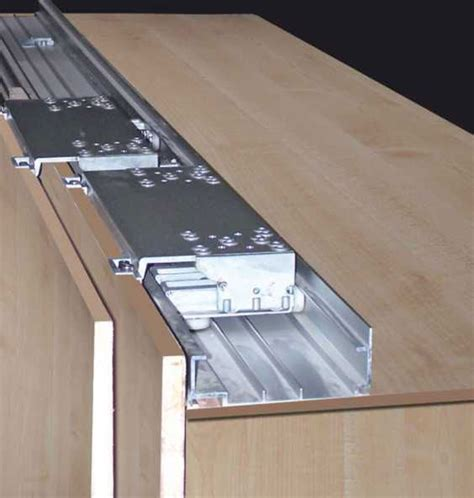 Cupboard Sliding Door Systems by In Line Sliding System Inline Sliding System An
