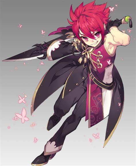 elsword anime character elsword character 1996258 zerochan