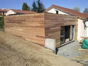 1000 images about extension bois on pinterest red cedar With peindre du red cedar