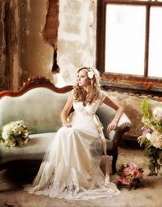 lace wedding dresses tulle chantilly wedding blog With dress for barn wedding