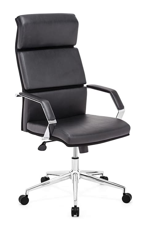 lider pro office chair black modern digs furniture
