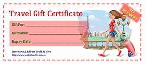 36 free gift certificate templates bates on design With vacation gift certificate template