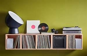 Schallplatten Regal Ikea : modulares schallplatten regal ikea eket unhyped ~ Markanthonyermac.com Haus und Dekorationen