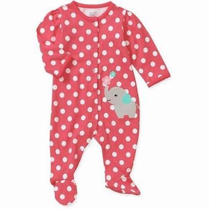 Newborn Walmart Clothes Carters Sleep Mine Child