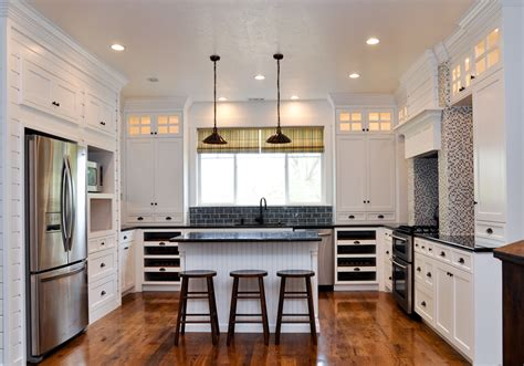 modern solid birch wood shaker kitchen cabinet swk