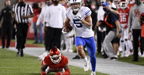 BYU football: What makes wide receiver Dax Milne so ...