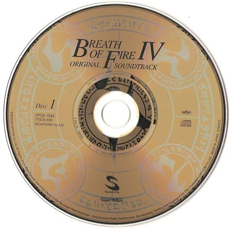 We would like to show you a description here but the site won't allow us. Breath of Fire IV Original Soundtrack музыка из игры