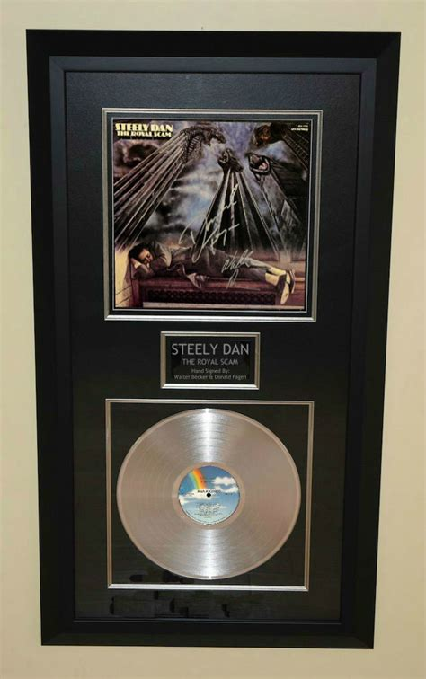 Steely With Style by Steely Dan Royal Scam Walter Becker Donald Fagen