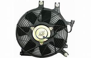 Ac Condenser Cooling Fan Assembly 1998