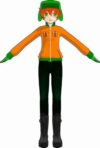 Kyle Broflovski South Park Models Mikumikudance Wikia