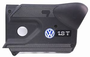 Plastic Engine Cover 1 8t 99-05 Vw Jetta Golf Gti Mk4