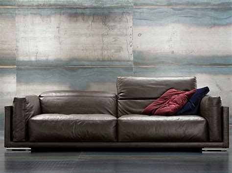 Sectional Recliner Sofa Spazio By Erba Italia Design