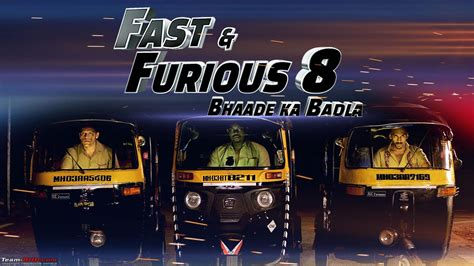 fast furious  premieres  india team bhp