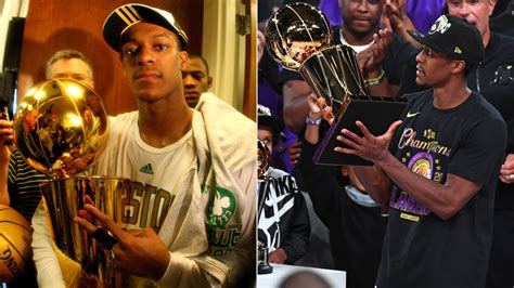 Rajon Rondo makes history by winning 2020 NBA title with ...