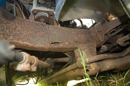 salvage gmc motorhome rotted frame  title