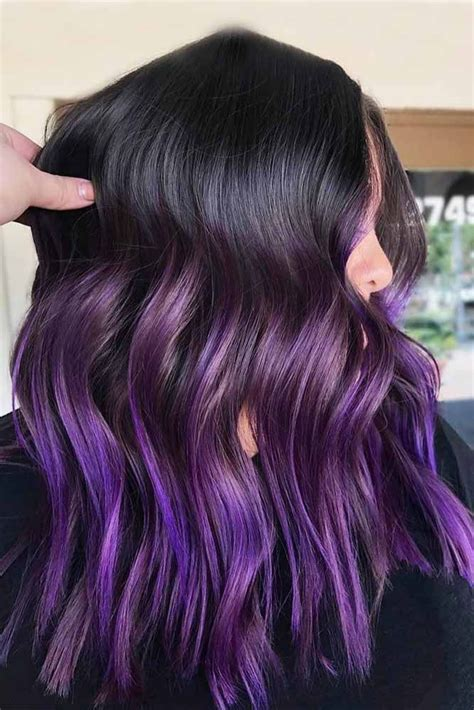purple hair color styles hair color 2017 2018 purple hair and everything 9168
