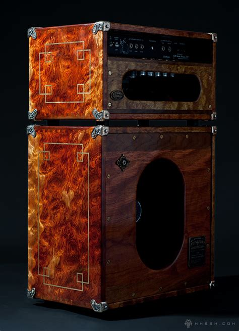 ultra custom guitar speaker cabinet design on behance