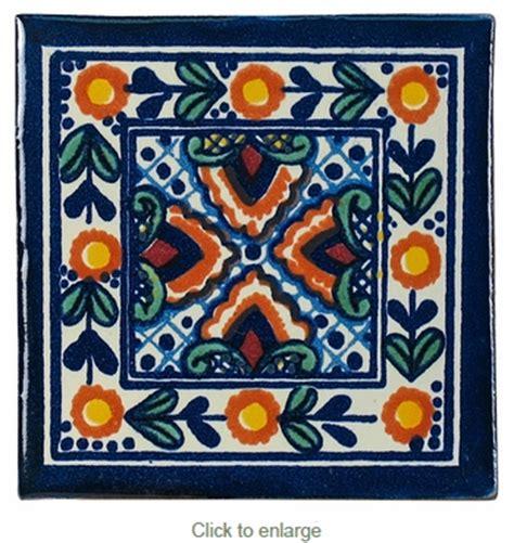 talavera ceramic tile pp2140 15 tiles