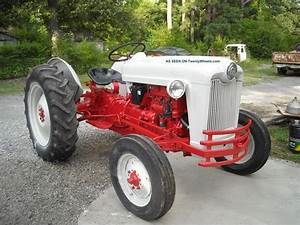 Ford Jubilee Tractor