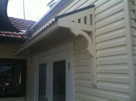 door awning ideas images  pinterest canopy home ideas  bricolage