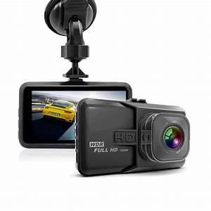 Camera Pour Voiture : radarrecul cam ra 1080p fullhd pour tableau de bord de voiture ~ Medecine-chirurgie-esthetiques.com Avis de Voitures