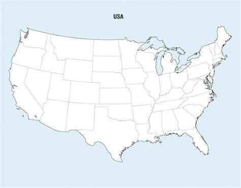 Carte Du Monde Gratuite Vectorielle by Etats Unis Carte Vectorielle T 233 L 233 Charger Des Vecteurs