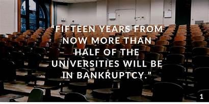 Disruption Education Digital Universities Response Learn Enabled