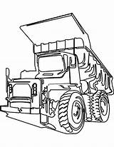 Truck Coloring Pages Monster Printable Cartoon Trucks Drawings Cars Muscle Jam Drawing Clipart Cliparts Pickup Bigfoot Fire Clip Library Popular sketch template
