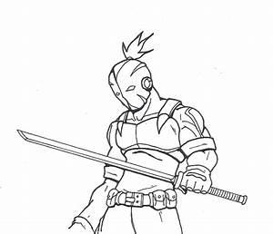 modern ninja by annyd on DeviantArt